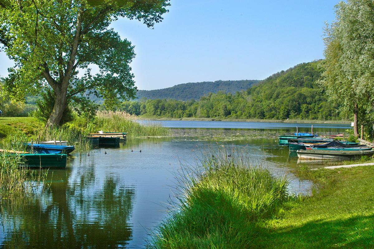 Lac de Barterand