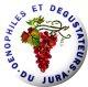 Œnophiles et dégustateurs du Jura