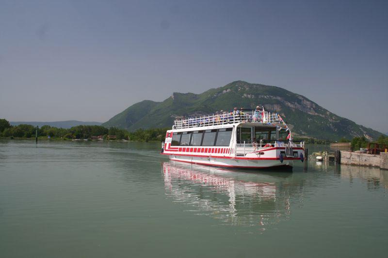 Croisière sur le Canal de Savières