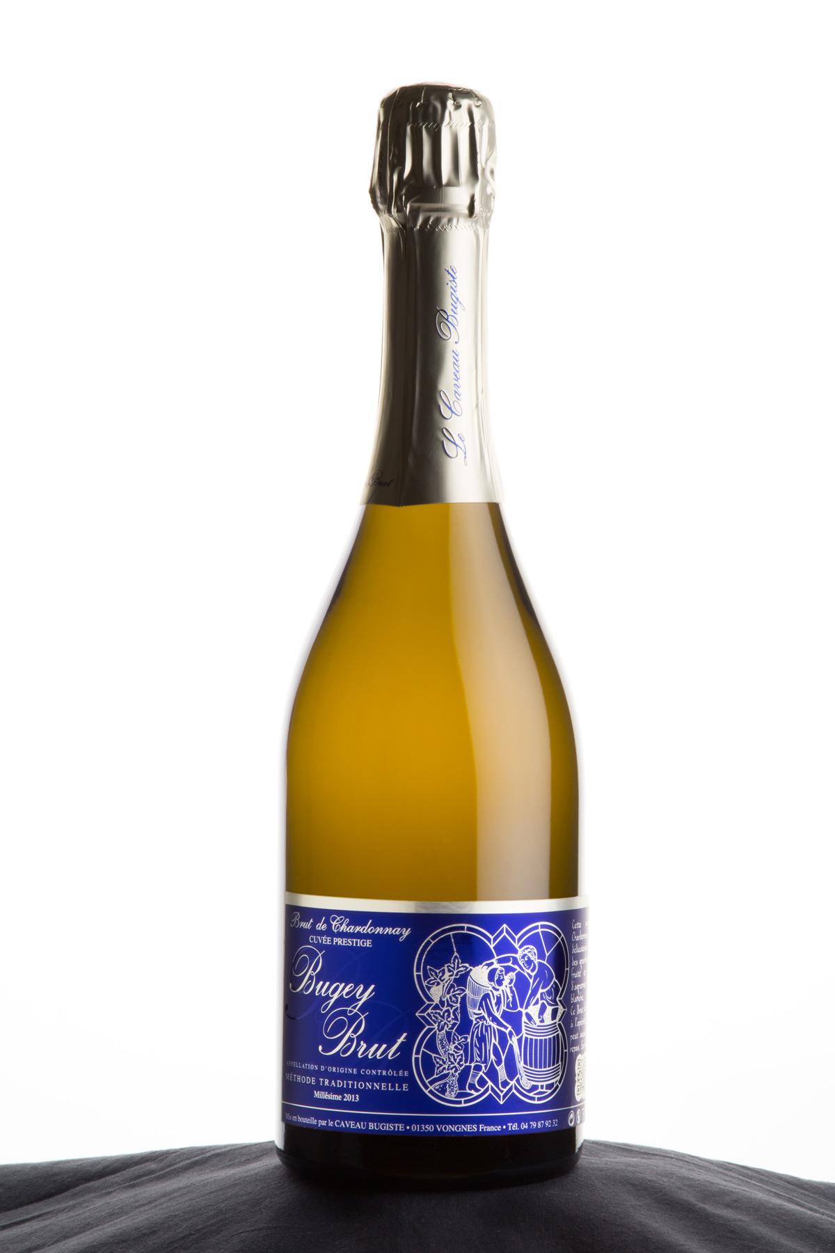 Brut de Chardonnay Cuvée Prestige