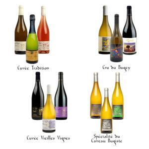 Découverte des Vins du Bugey