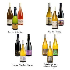 Offre découverte des Vins du Bugey