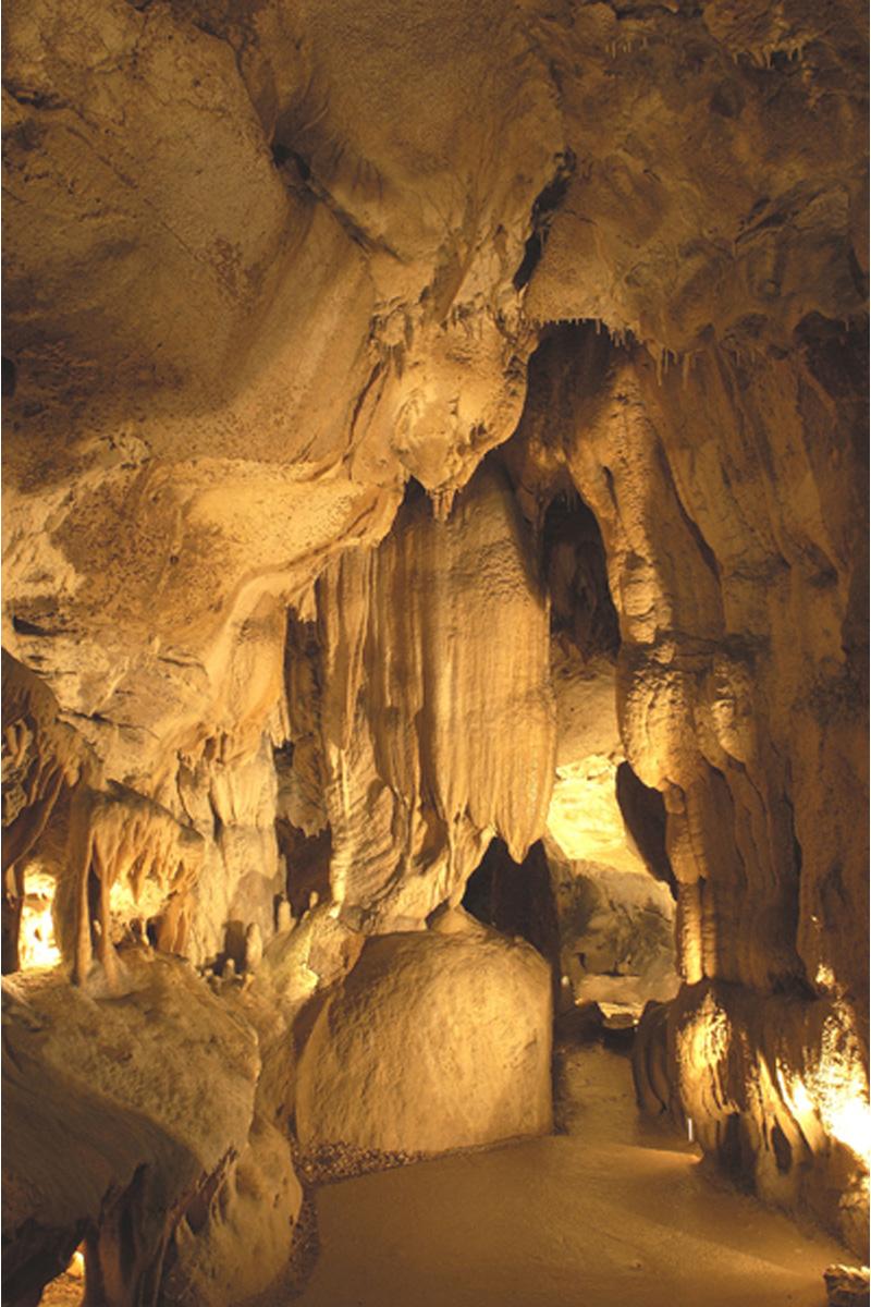 Les grottes du Cerdon