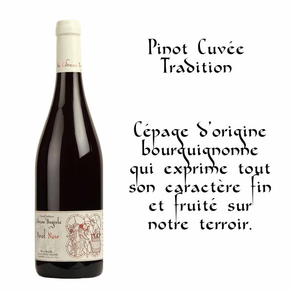 Pinot cuvée Tradition