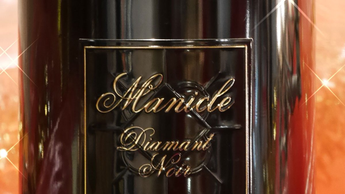 Manicle Diamant Noir