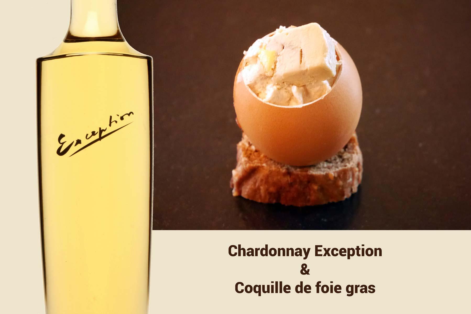 Exception et foie gras