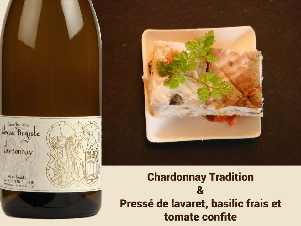 Chardonnay et lavaret