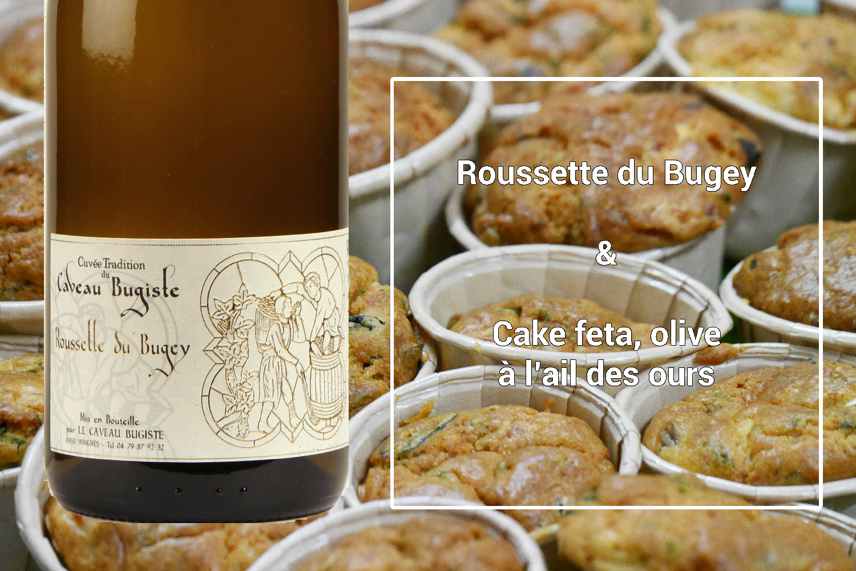 Accord mets et vins Roussette