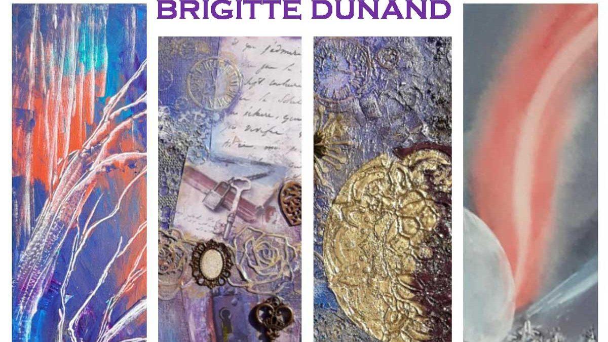Exposition de Brigitte Dunand