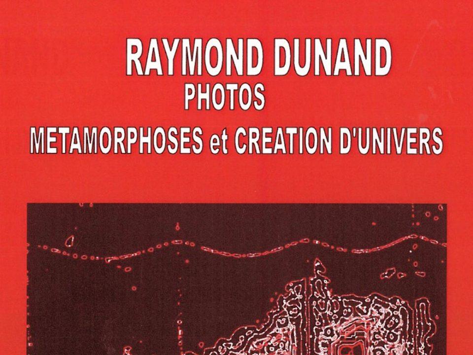 exposition de Raymond Dunand