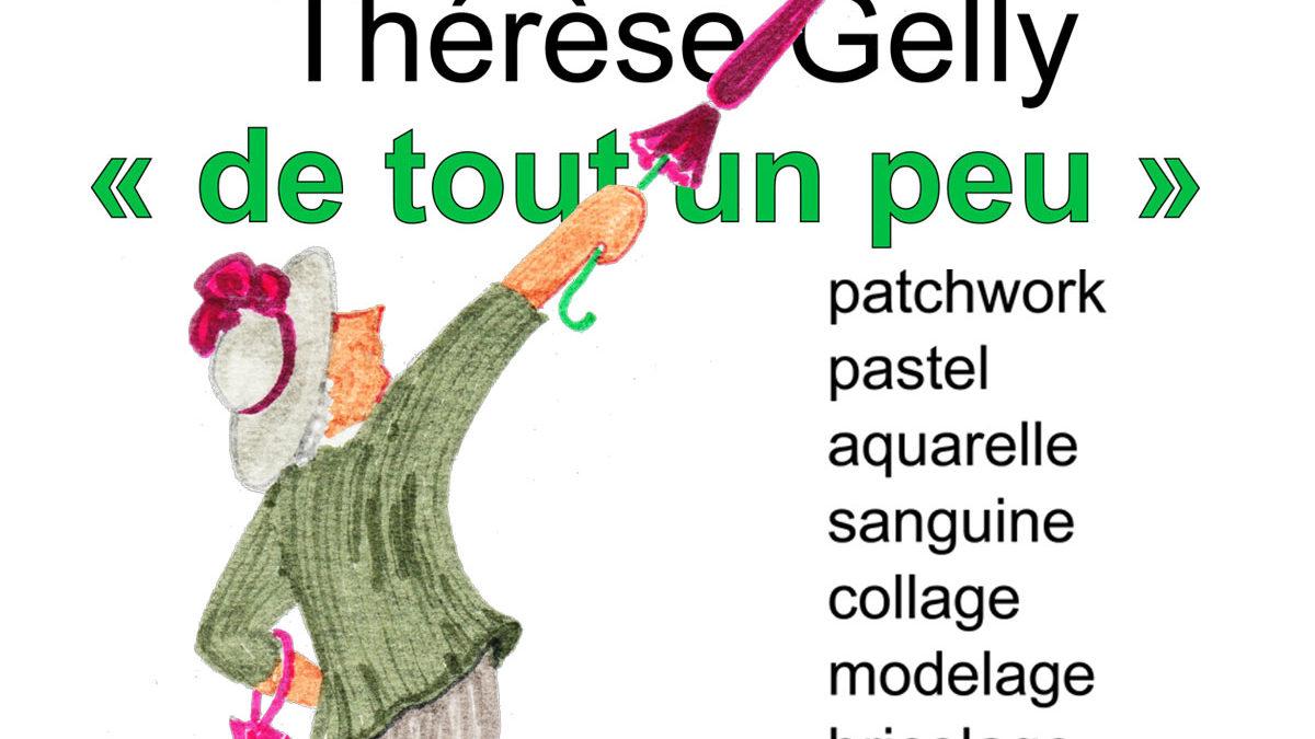 Exposition de Thérèse Gelly