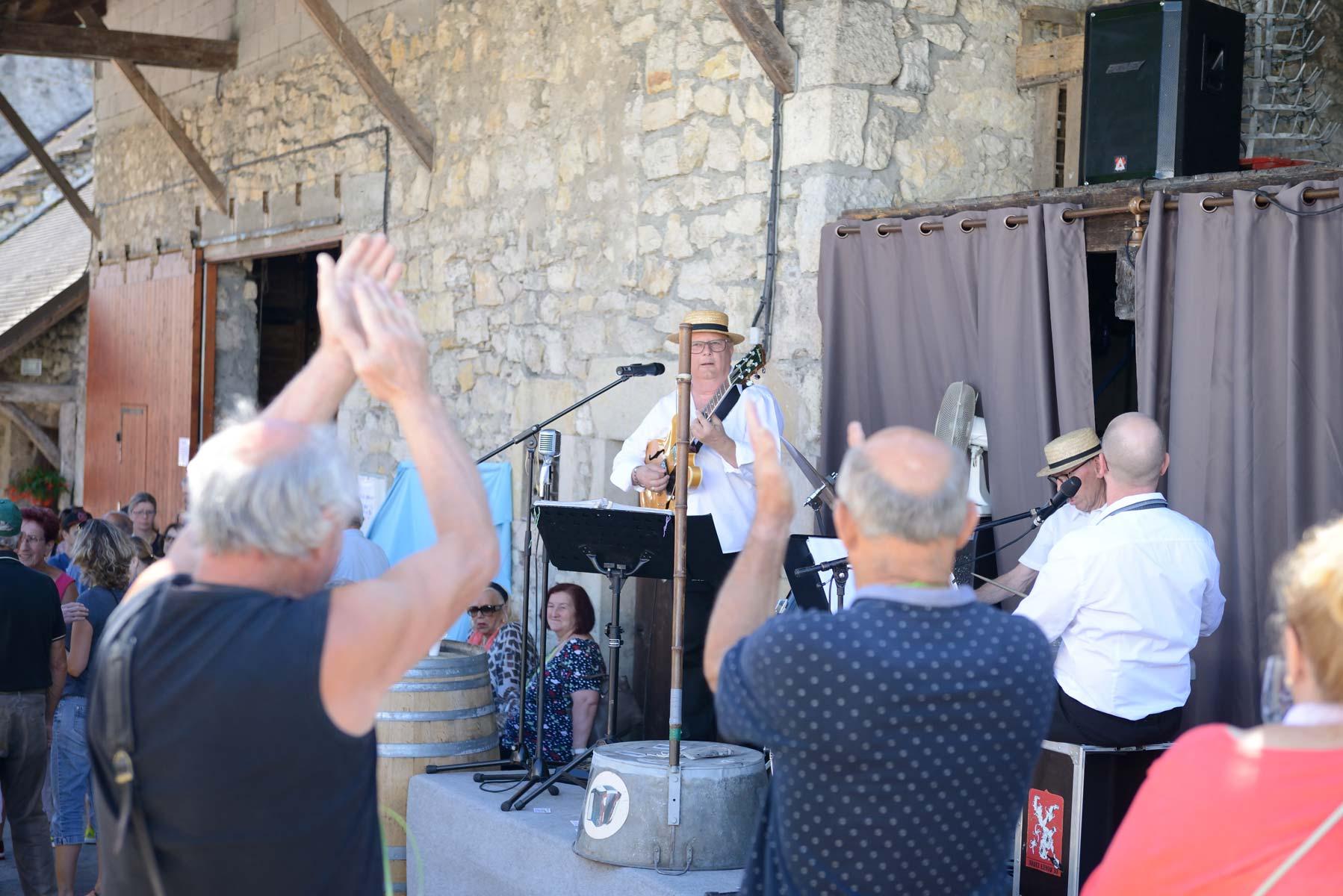 Journées portes ouvertes au Caveau Bugiste, producteur de Vins du Bugey