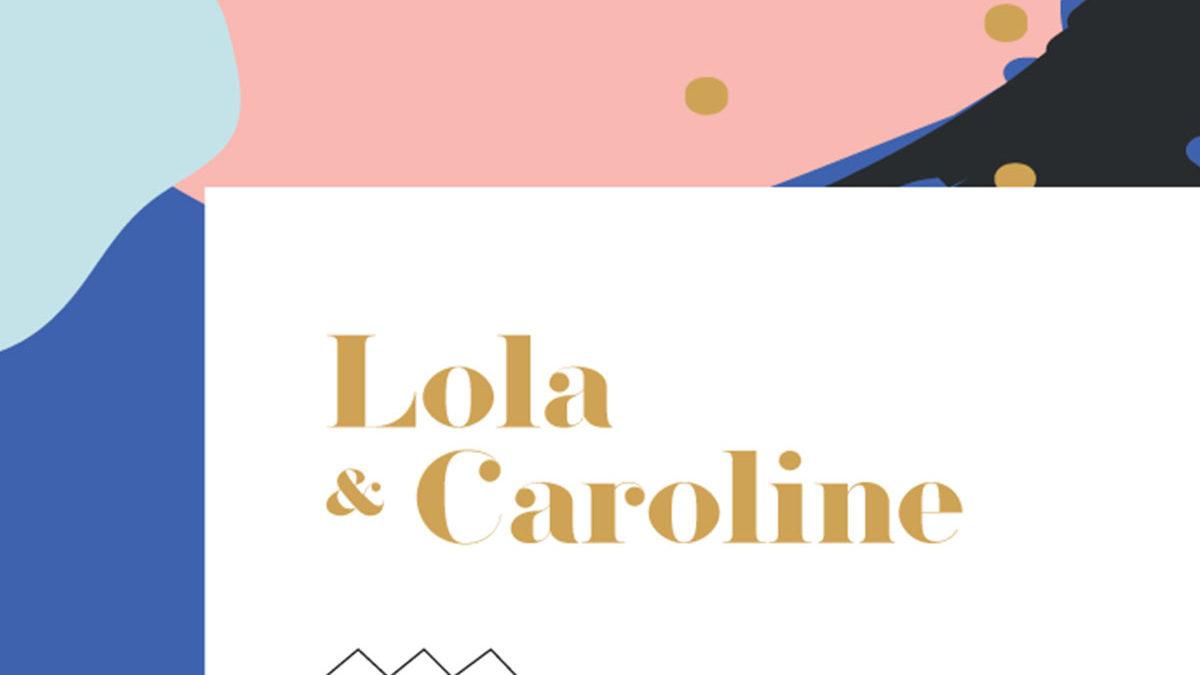 Exposition de Lola & Caroline - Toiles et dessins artistiques