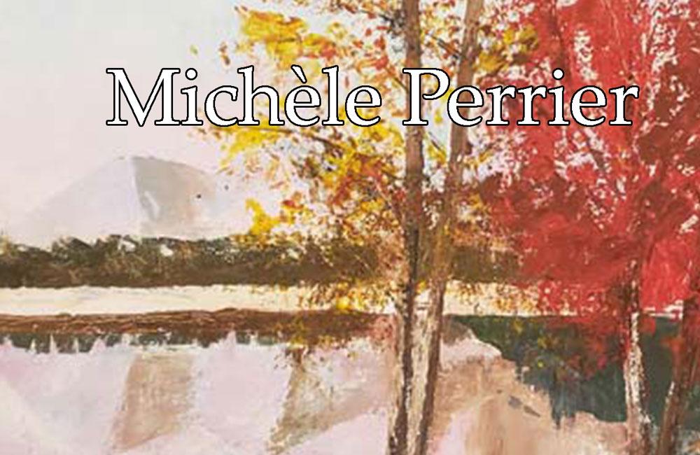 Exposition de Michèle Perrier