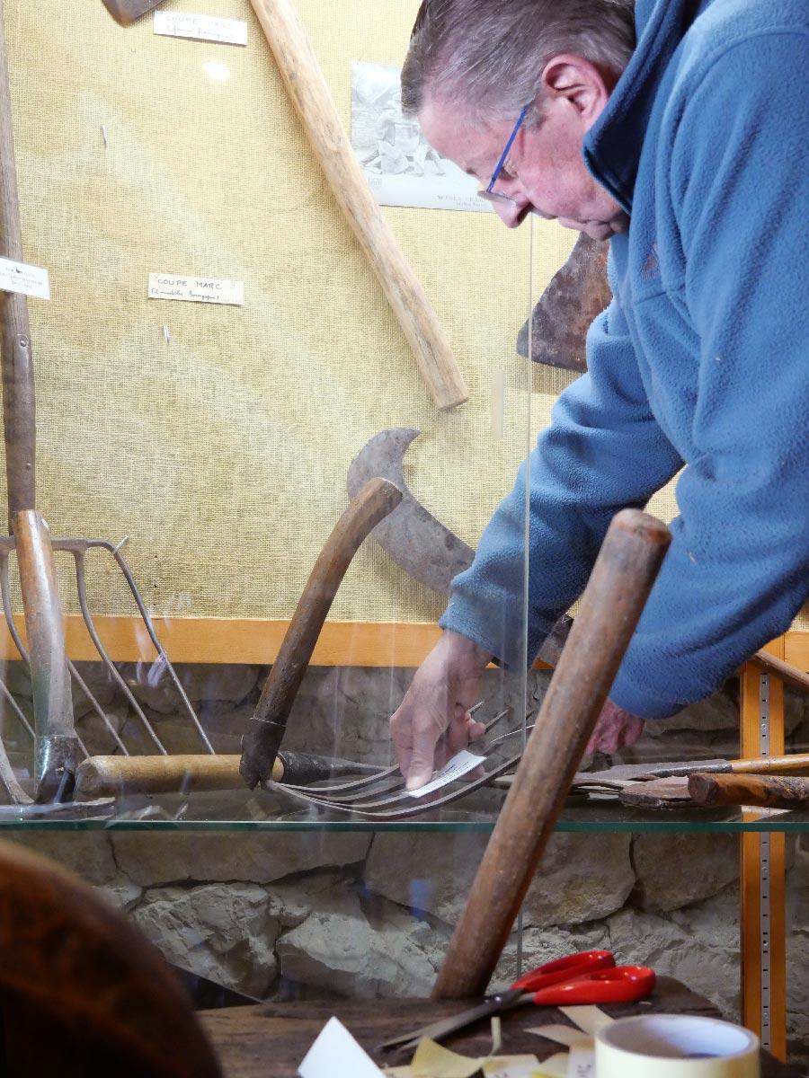 Musée des traditions vigneronnes