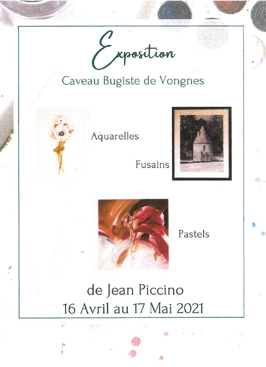 Exposition Jean Piccino