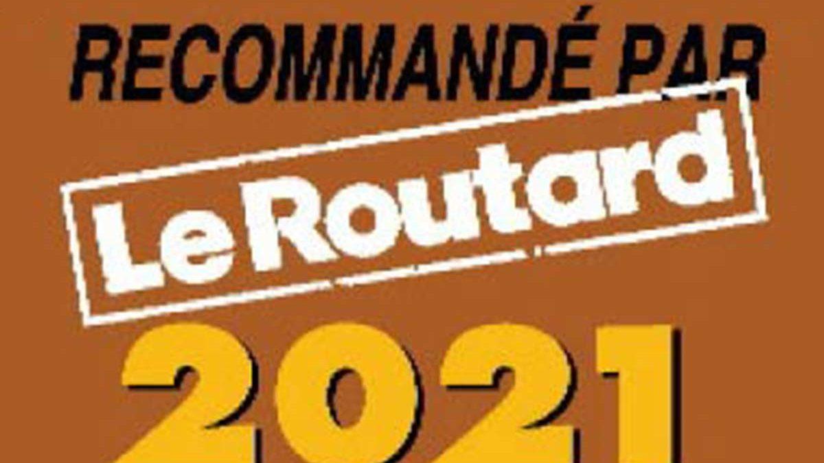 recommandé par Le Routard