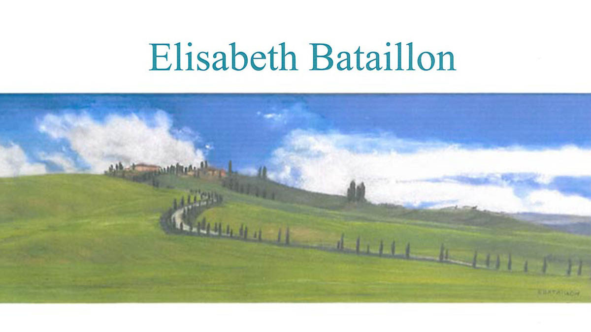 exposition de Elisabeth Bataillon